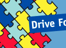 drive for autism logo